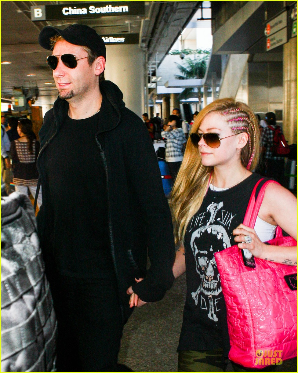 Avril Lavigne Husband - Viewing Gallery Avril Lavigne Albums