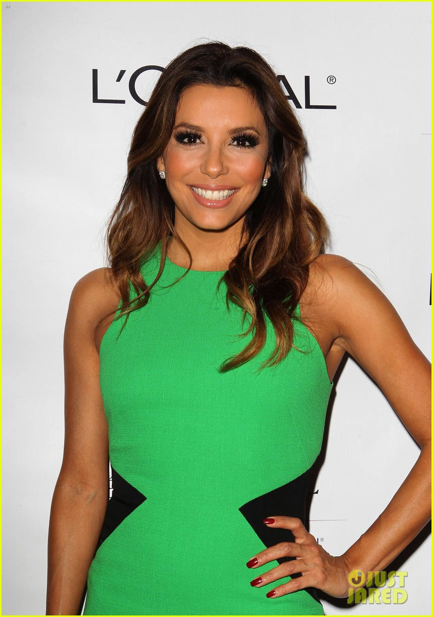 eva longoria evas heroes casino night 2013 08