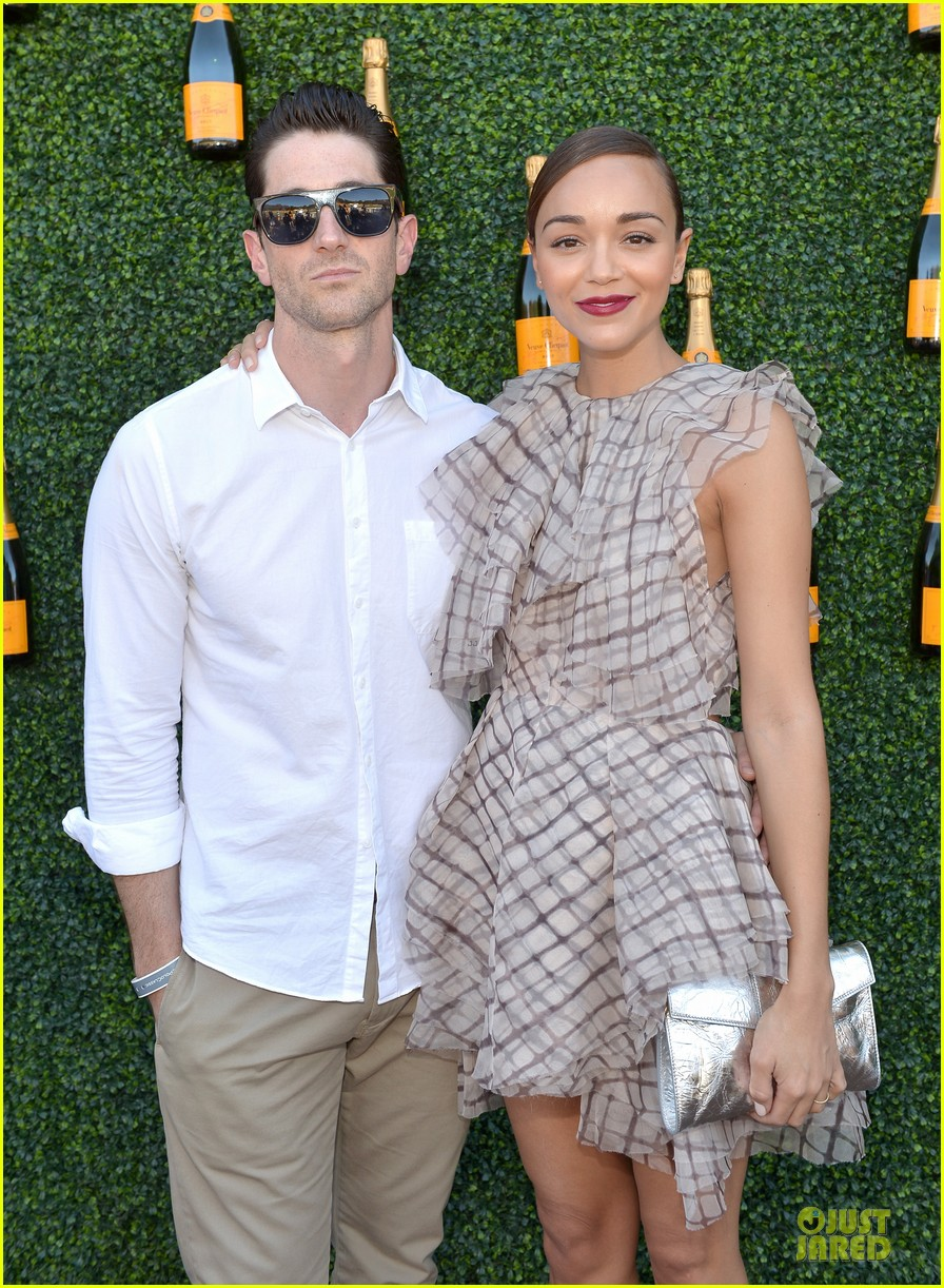 ashley madekwe holland roden veuve clicquot polo classic 2013 142966944