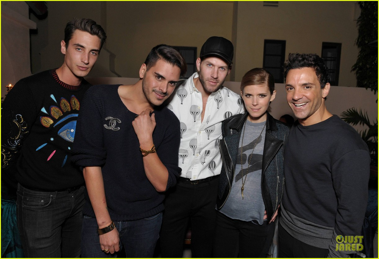 kate mara bff johnny wujek spinmedia supper club 05