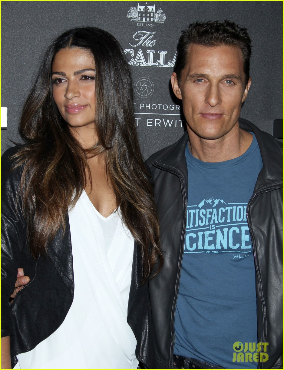 matthew mcconaughey camila alves macallan masters of photography debut 12