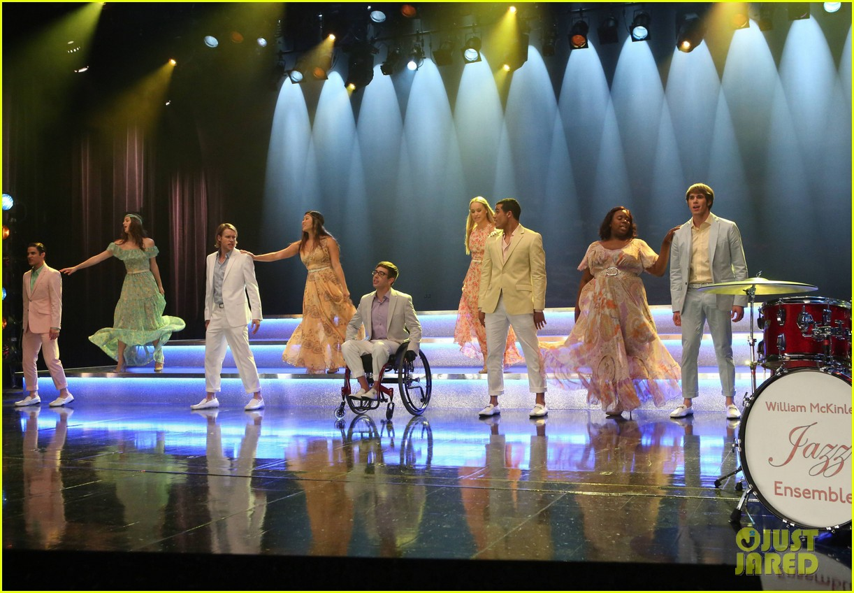 lea michele glee beatles performances watch all videos 232965699