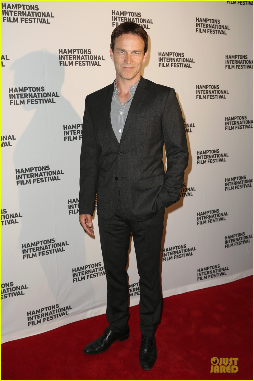 stephen moyer free ride screening at hamptons film fest 07
