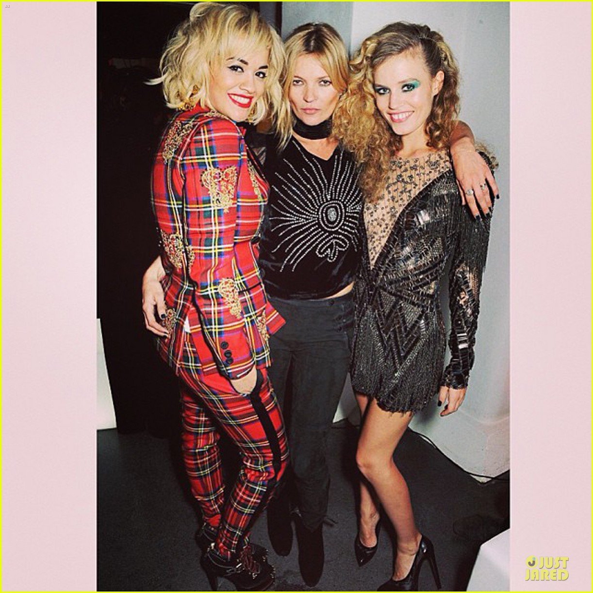 rita ora iggy azalea rimmel london 180 years of cool party 03