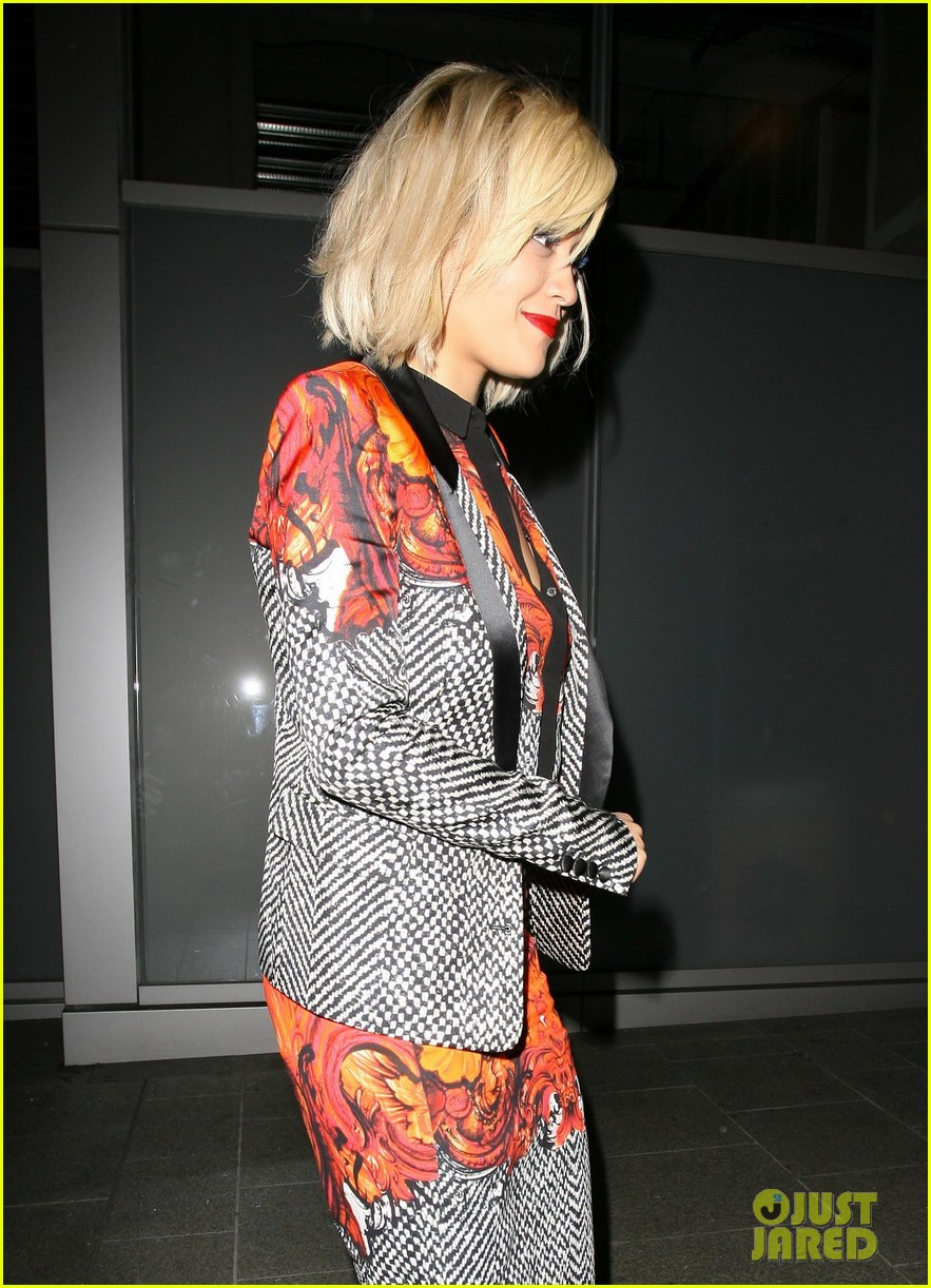 rita ora calvin harris hakkasan dinner date in beverly hills 042972403