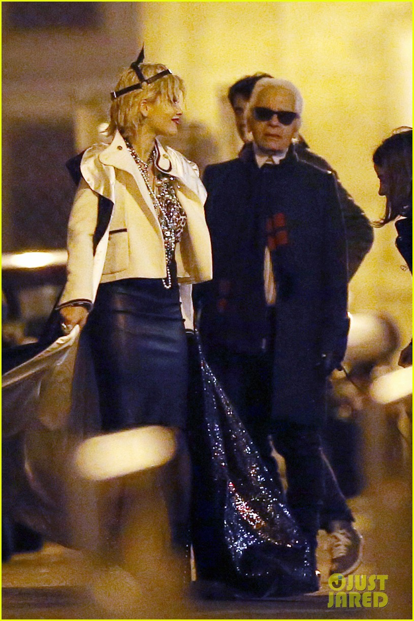 rita ora midnight photo shoot with karl lagerfeld 04