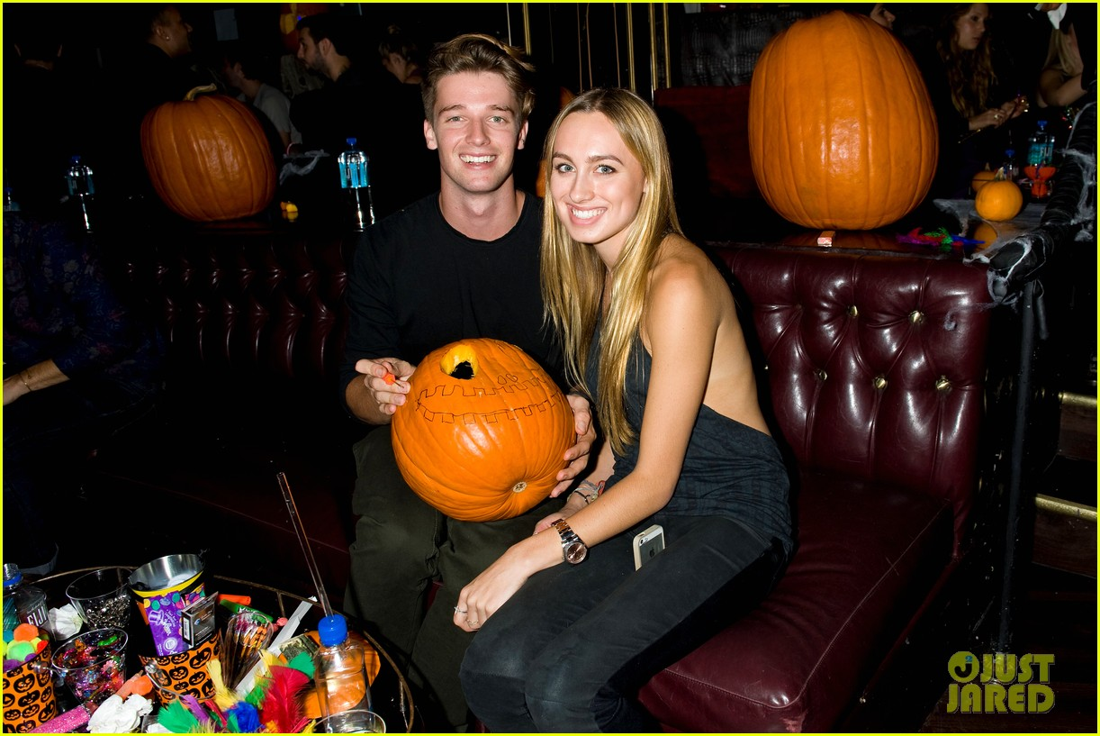 patrick schwarzenegger wilson bethel just jared halloween party 2013 022979351