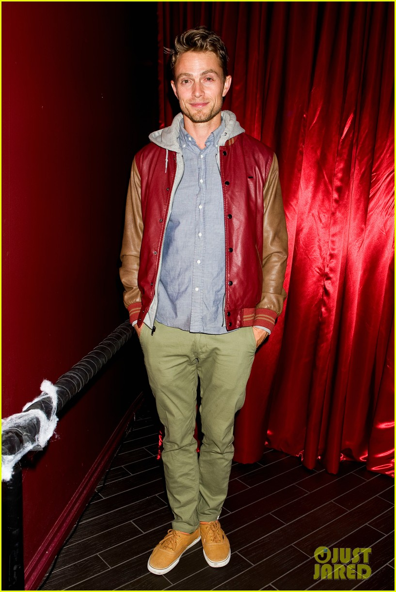 patrick schwarzenegger wilson bethel just jared halloween party 2013 132979362