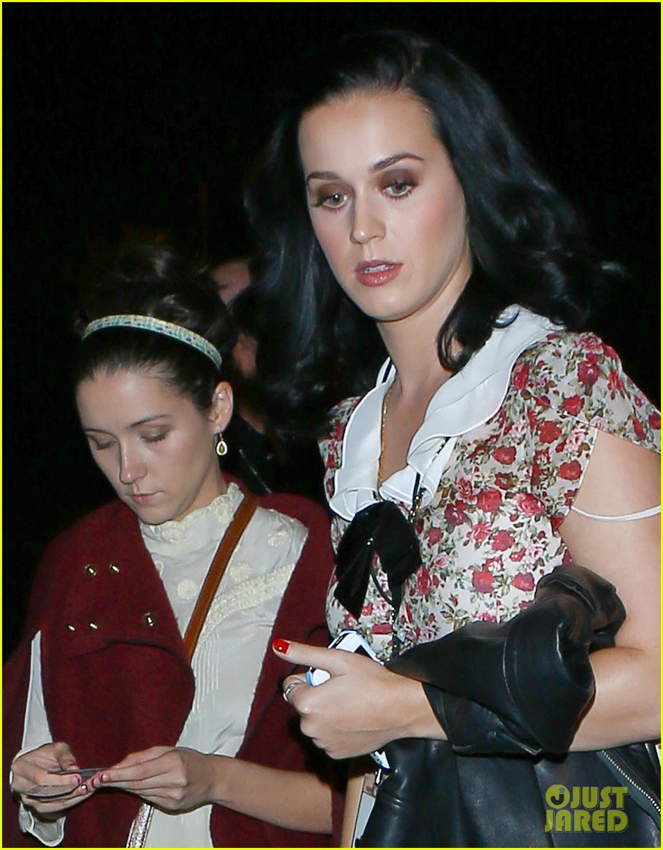katy perry john mayer concert with shannon woodward 042967230