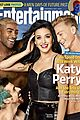 katy perry covers ew after topping billboard 200