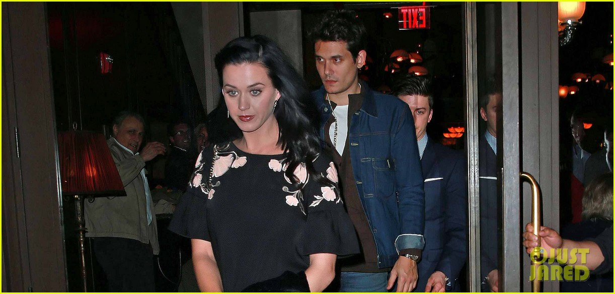katy perry john mayer steakhouse dinner date 04