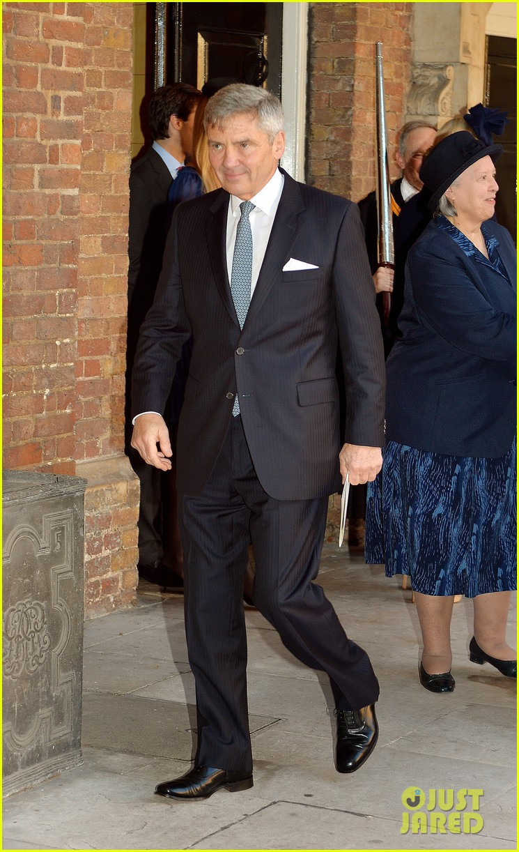 pippa middleton prince harry arrive for prince georges christening 10