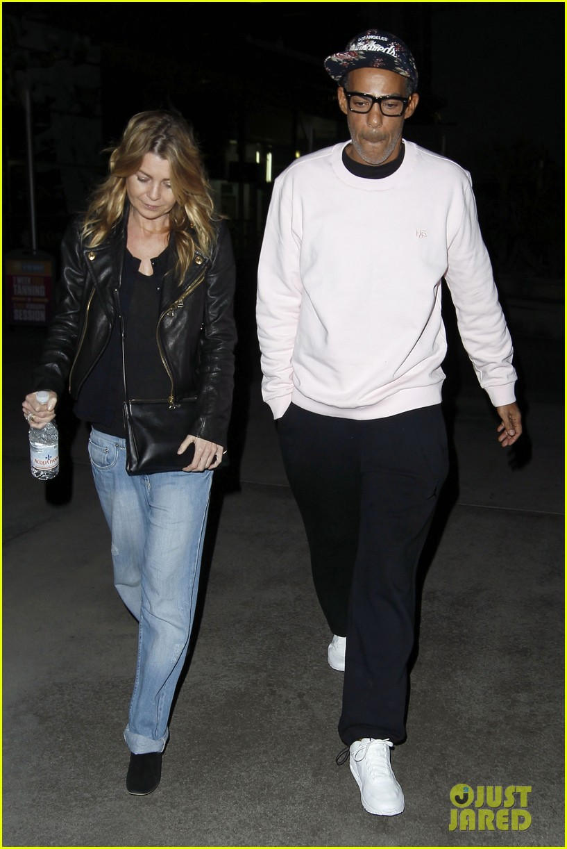 ellen pompeo chris ivery arclight movie date 02