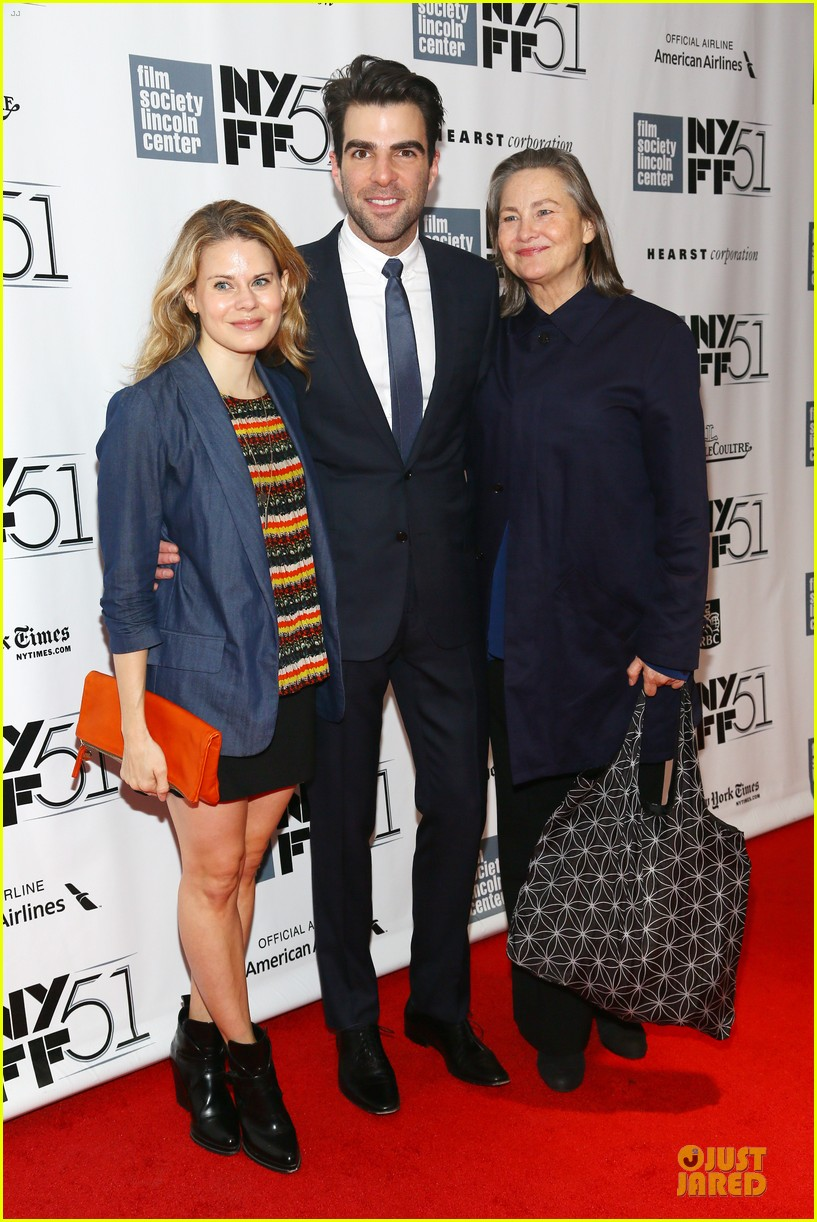zachary quinto conne britton all is lost nyc premiere 012968759