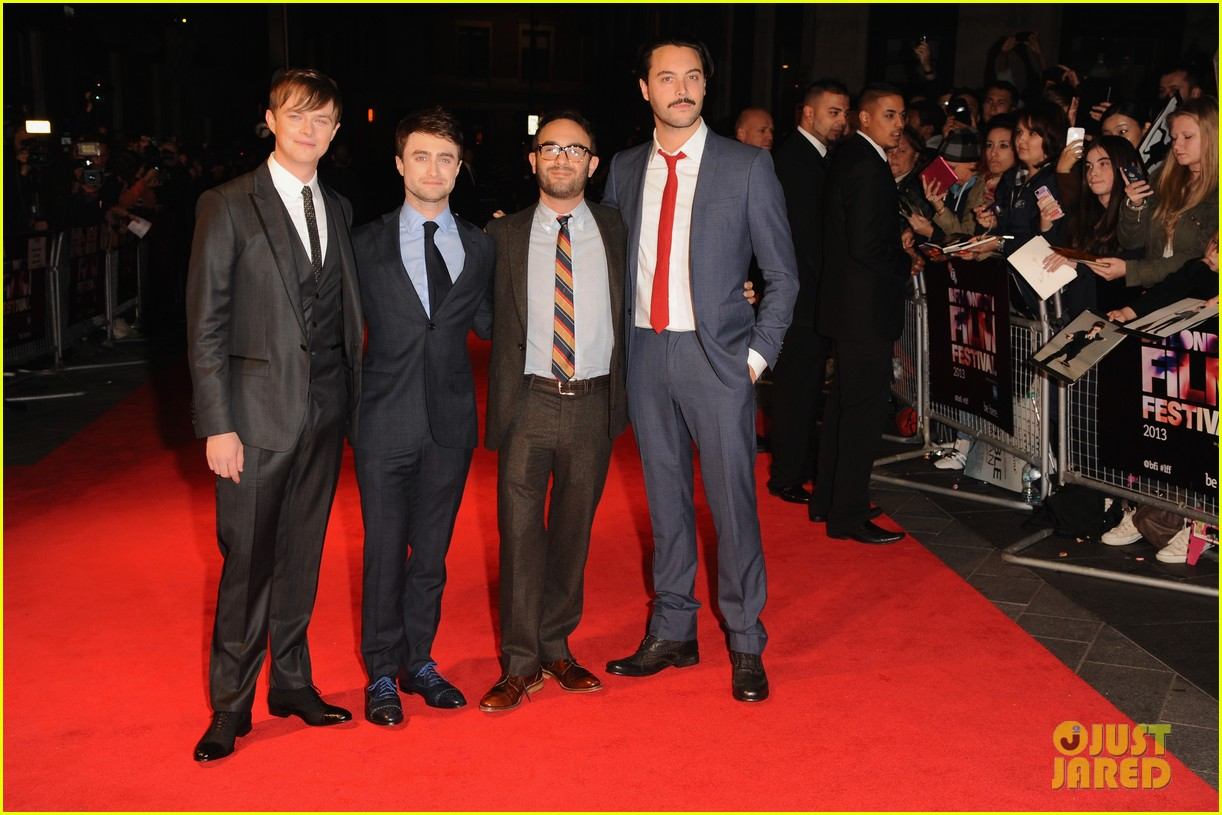 daniel radcliffe dane dehaan kill your darlings at bfi fest 092973828