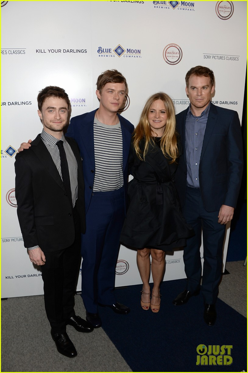 daniel radcliffe dane dehaan kill your darlings premiere 03
