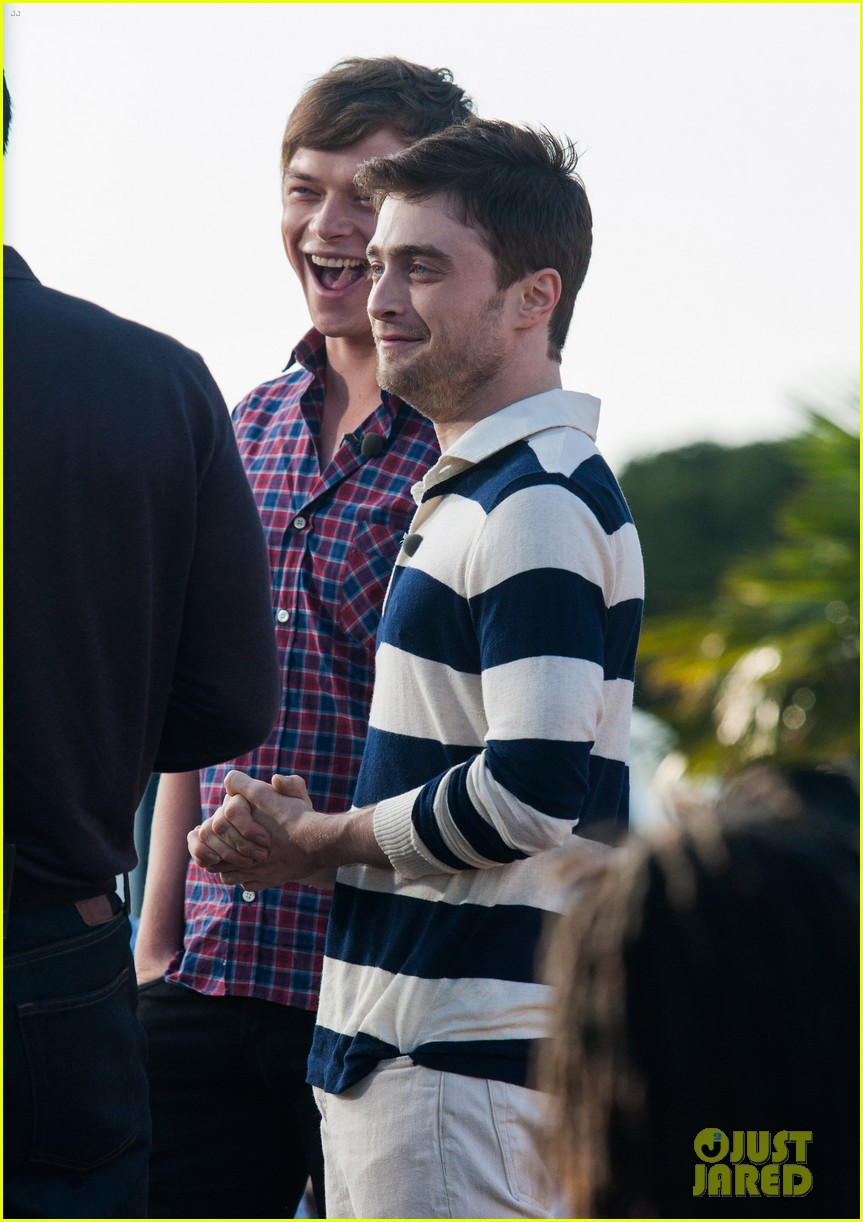 daniel radcliffe dane dehaan kill your darlings premiere 33