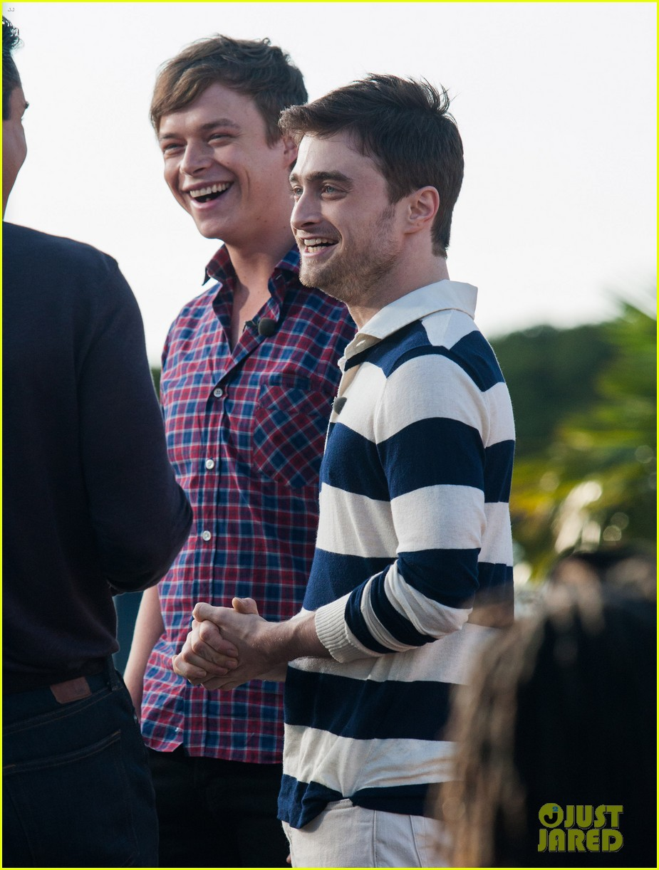 daniel radcliffe dane dehaan kill your darlings premiere 342965577