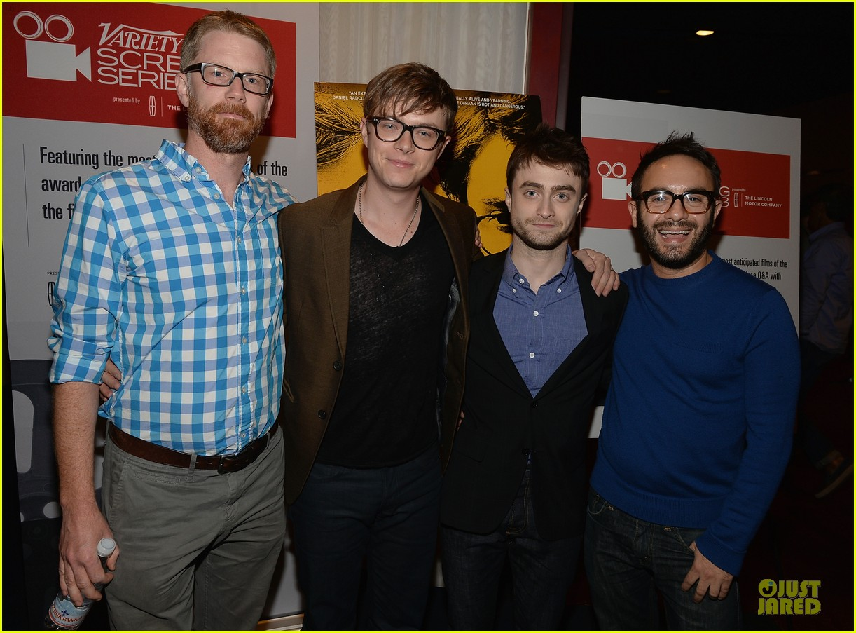 daniel radcliffe im comfortable with being naked 012967176