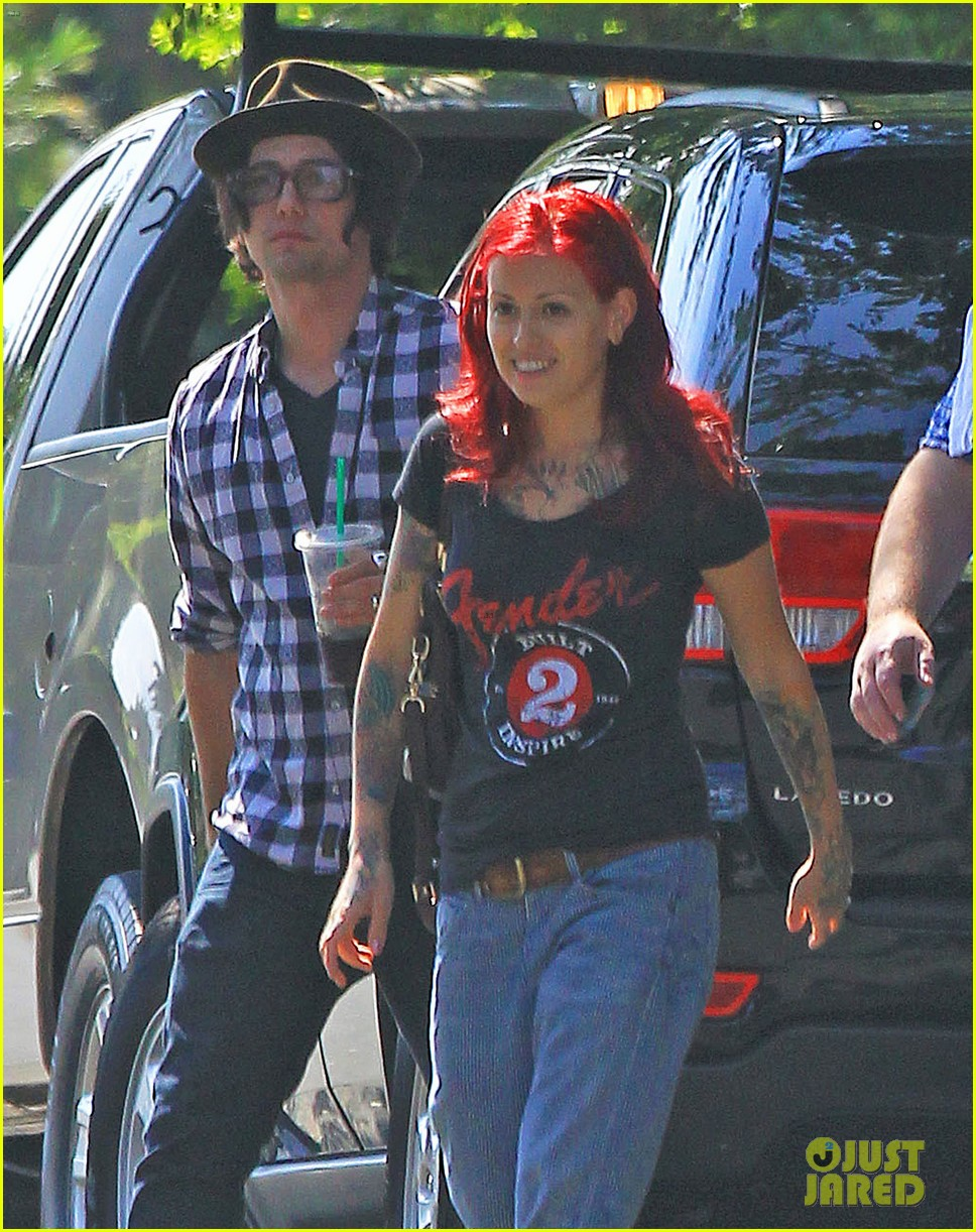 jackson rathbone sheila hafsadi step out after wedding 042964694