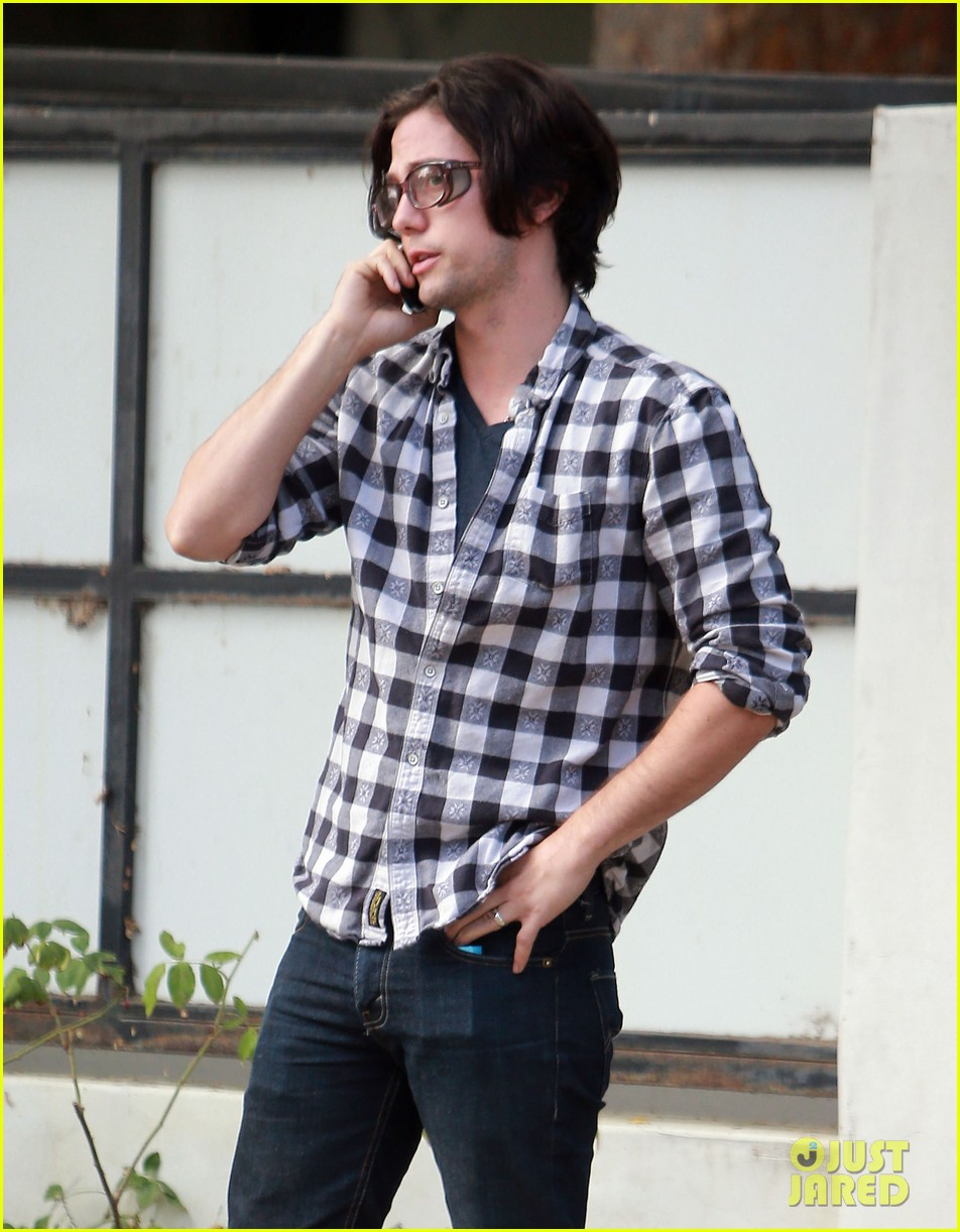 jackson rathbone sheila hafsadi step out after wedding 102964700