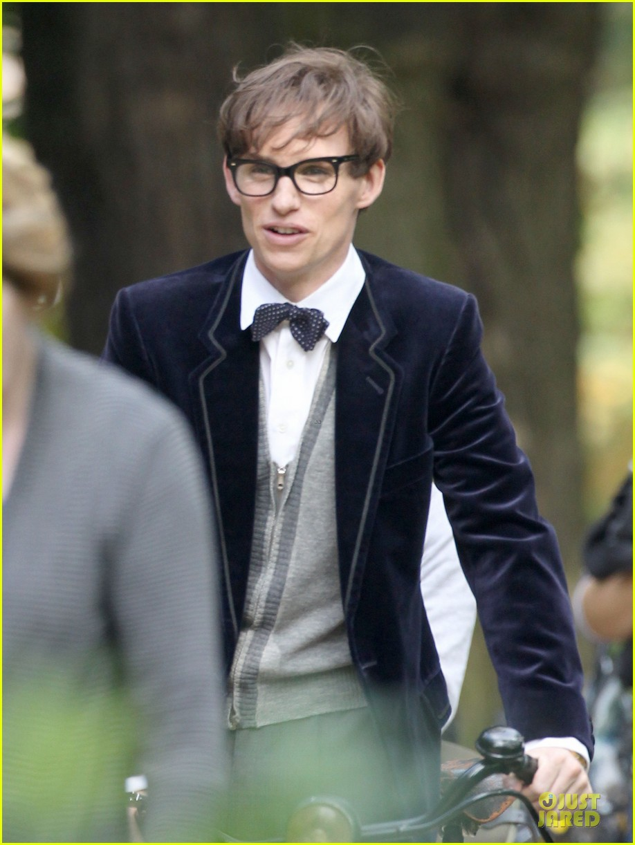eddie redmayne felicity jones theory of everything set 06