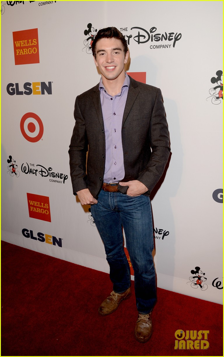 robbie rogers brant daugherty glsen respect awards 172975072