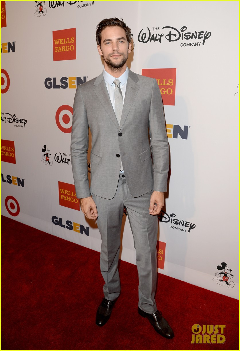 robbie rogers brant daugherty glsen respect awards 202975075
