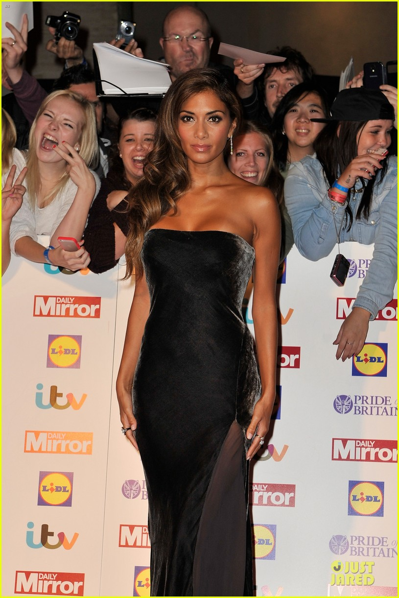 nicole scherzinger sheer dress at pride of britain awards 132968012