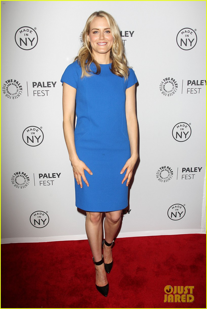 taylor schilling orange is the new black paleyfest event 23