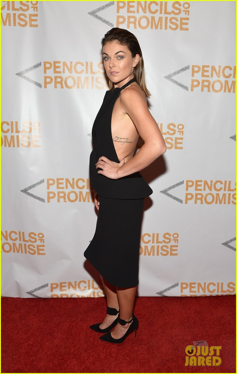 sophia bush serinda swan pencils of promise gala 2013 152978632