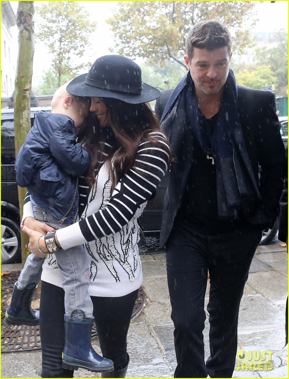 robin thicke paula patton starring together in mercy 09