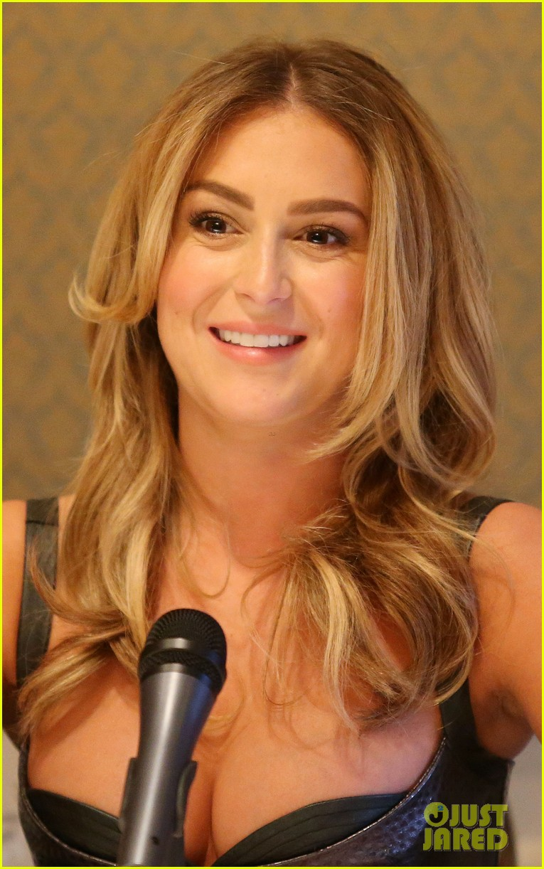 alexa vega machete kills press conference 07
