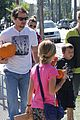 mark wahlberg mr bones pumpkin patch with family 12