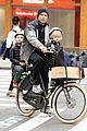 naomi watts liev screiber boys all ride on same bike 15
