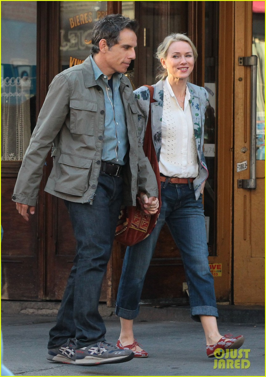 naomi watts ben stiller lovers on while we're young set 112965032