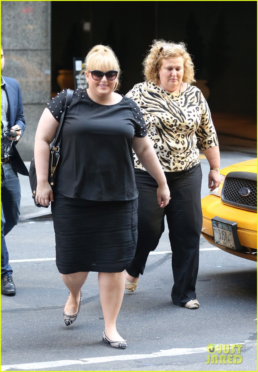 rebel wilson catches big fish other broadway shows 05