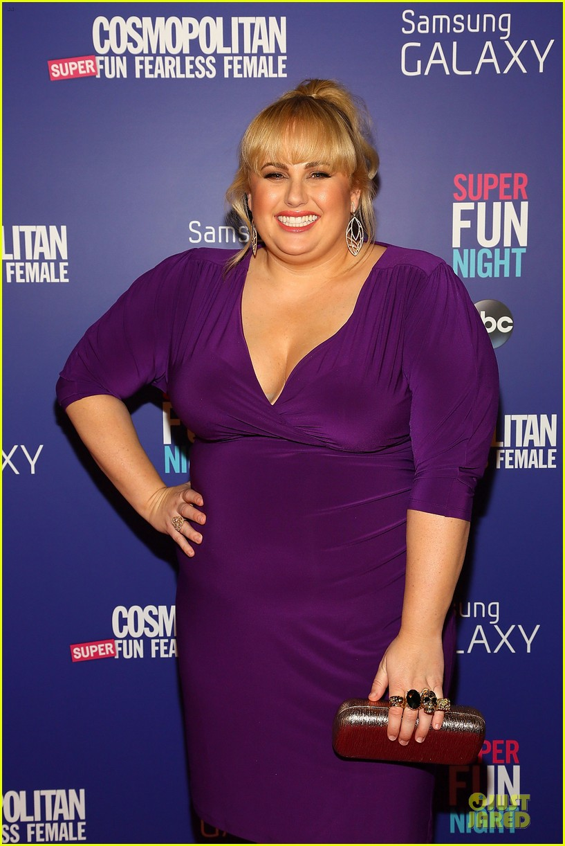 rebel wilson super fun night premiere 022964139