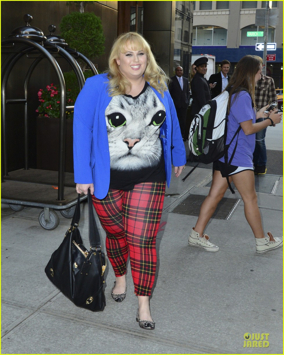 rebel wilson super fun night premiere 222964159