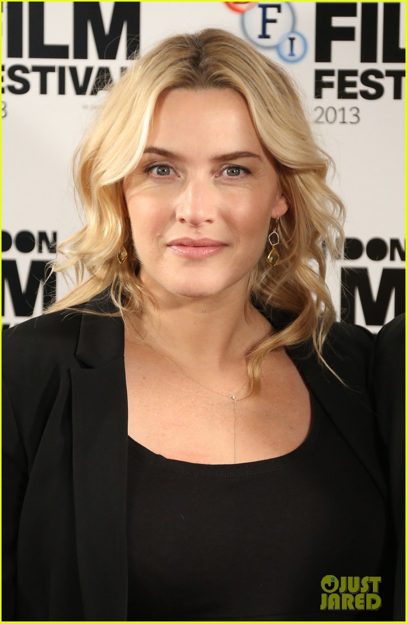 kate winslet josh brolin labor day bfi fest photo call 07