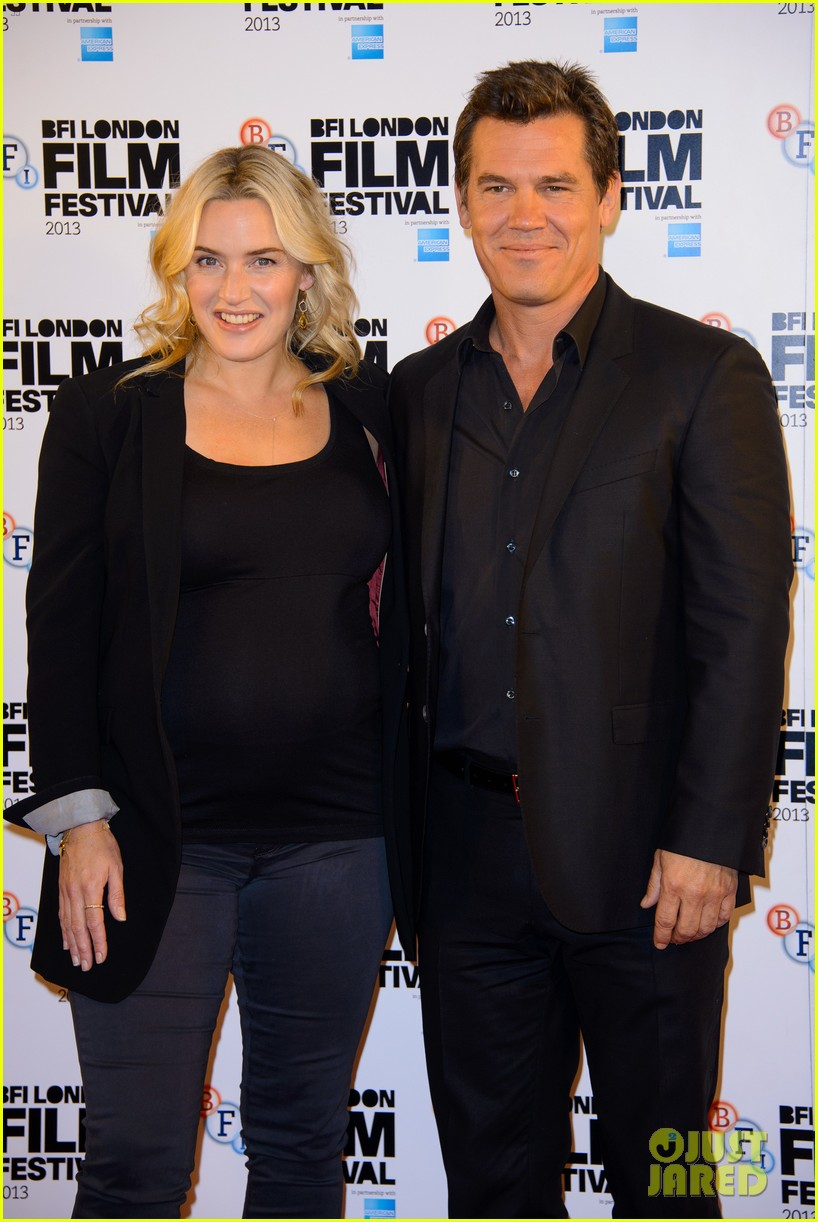 kate winslet josh brolin labor day bfi fest photo call 142971646