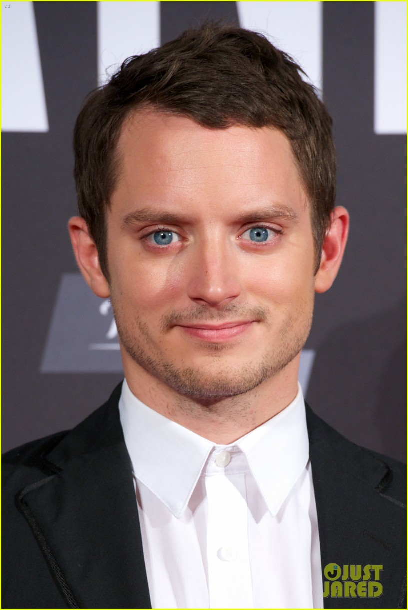 elijah wood grand piano promo in madrid 182972944