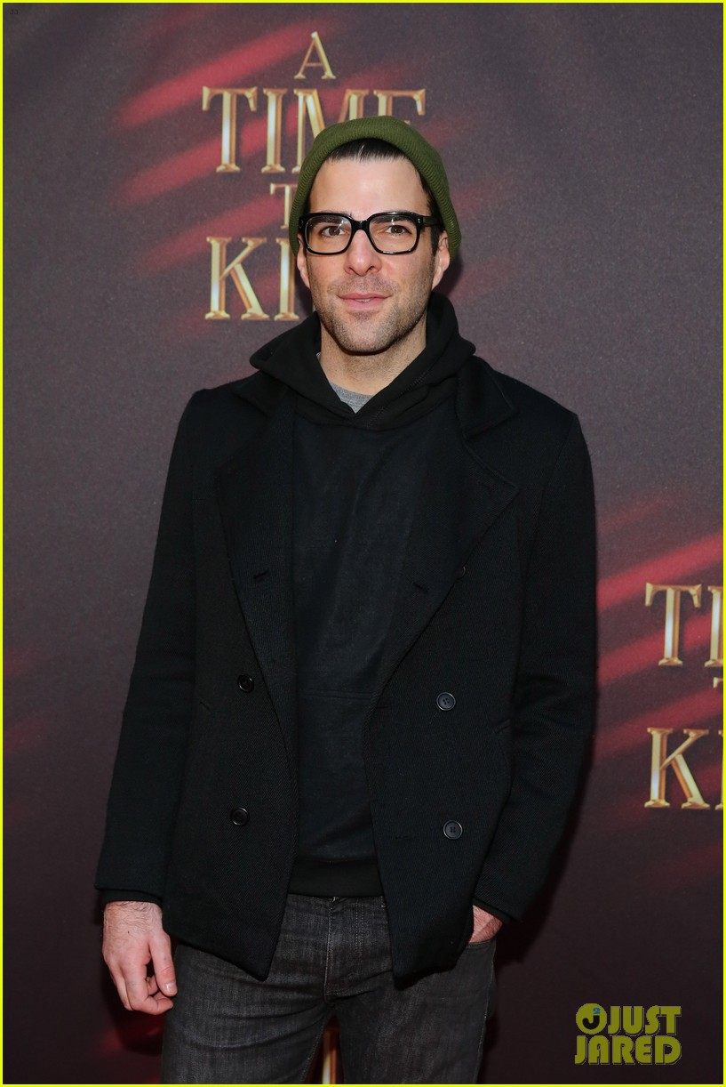 zachary quinto bobby cannavale a time to kill broadway opening 02