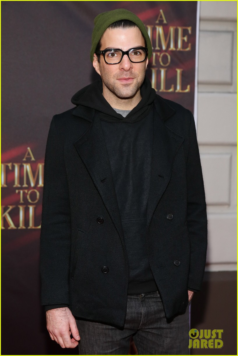 zachary quinto bobby cannavale a time to kill broadway opening 07