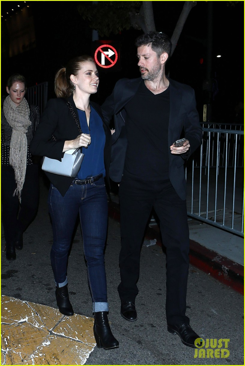 amy adams supports pal justin timberlake at 2020 concert 09