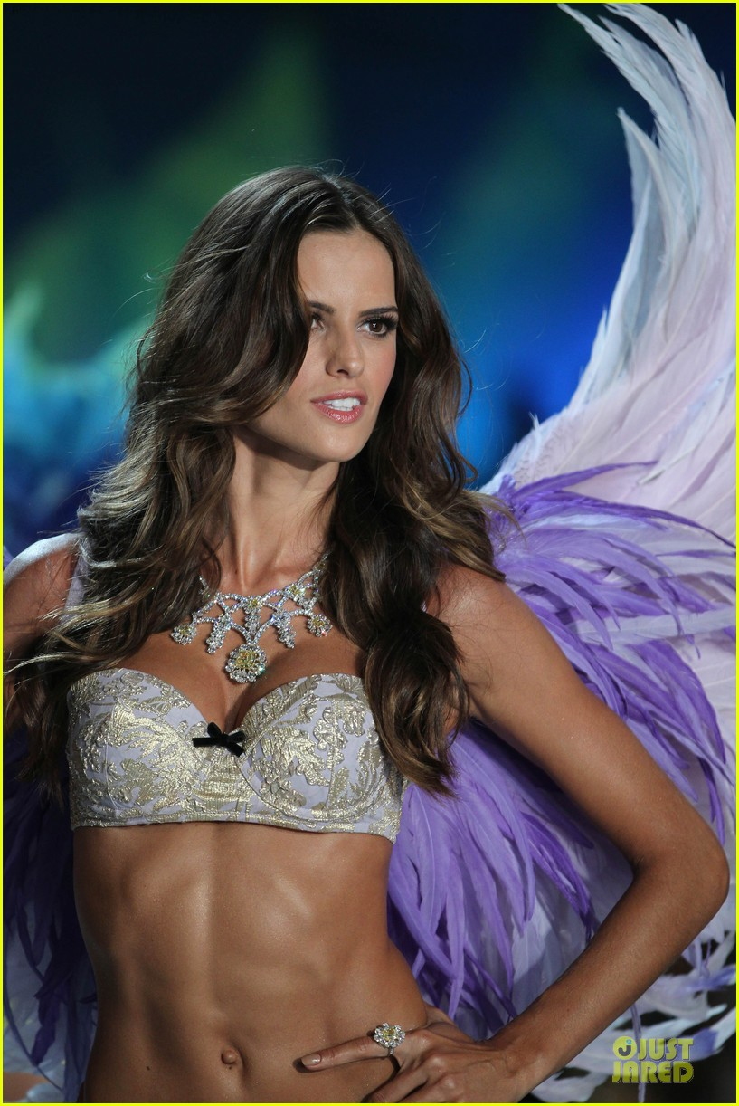 alessandra ambrosio karlie kloss victorias secret fashion show 2013 272992260