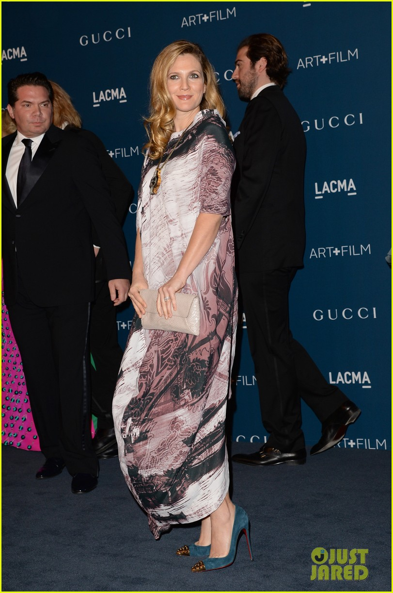 drew barrymore dakota johnson lacma art film gala 14