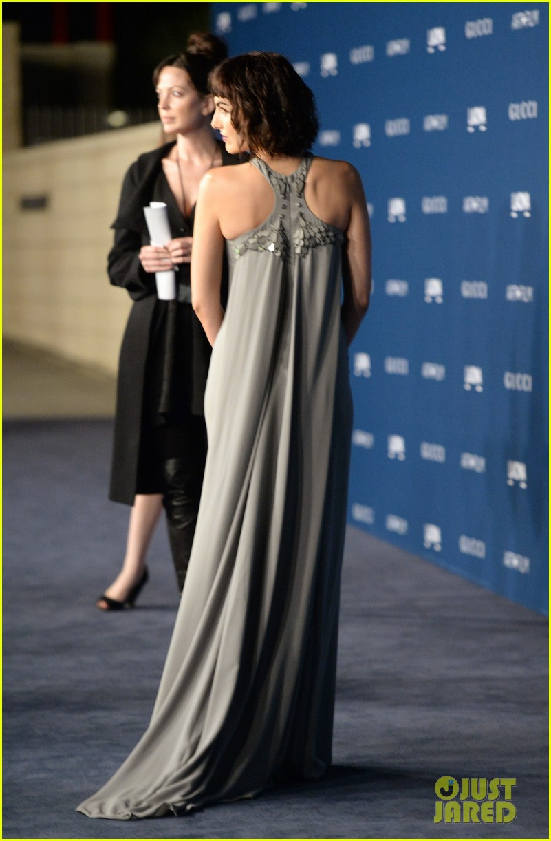 drew barrymore dakota johnson lacma art film gala 232985396