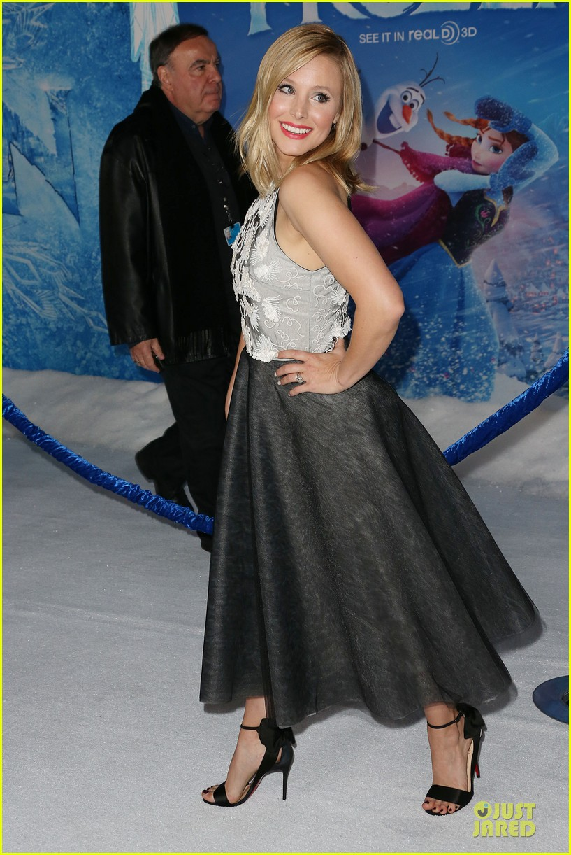 kristen bell demi lovato frozen hollywood premiere 20