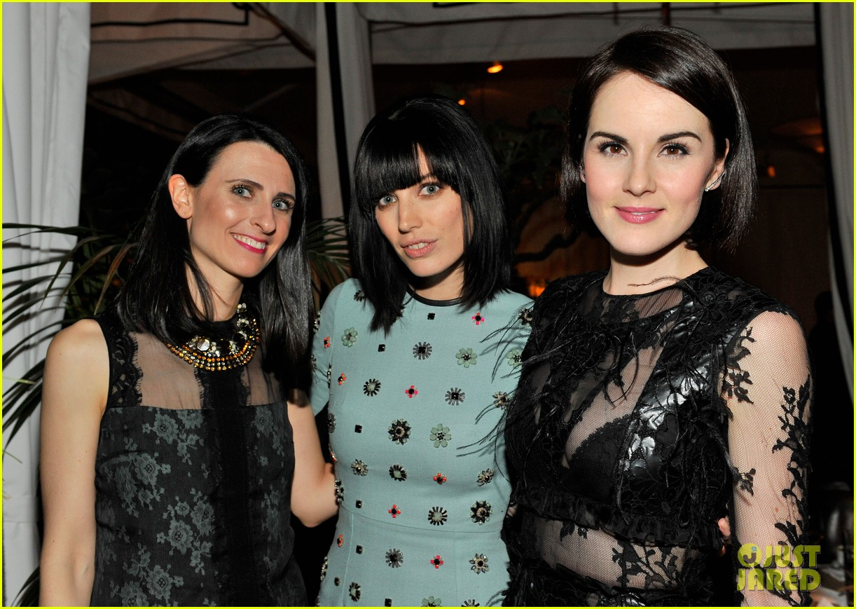 camilla belle jessica pare erdem chateau marmont dinner 06